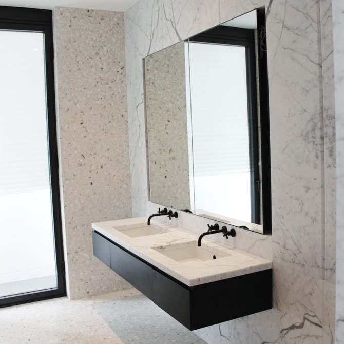 Bryant ParK Master Bathroom
